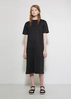Jil Sander Pleated T-Shirt Dress