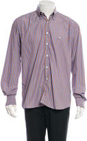 Etro Long Sleeve Button-Up Shirt