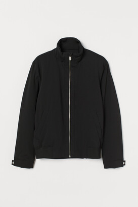 H&M Stand-up collar jacket