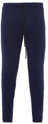 Iffley Road Royston Technical Soft-shell Track Pants - Navy