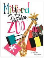 Penguin Random House Mitford At The Fashion Zoo Book