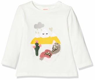 Catimini Baby Girls' CP10063 TEE Shirt M/L Long-Sleeved Top
