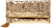 Asos Foldover Sequin Clutch Bag
