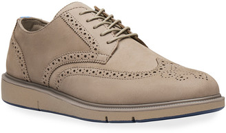 Swims Men's Motion Wing-Tip Oxford
