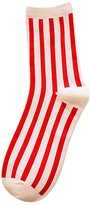 Jiyaru Men's Cotton Warm Casual Socks Dress Socks 3Pairs