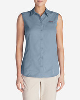 Eddie Bauer Women's Ahi Sleeveless Shirt