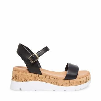 Steve Madden Women's ROSELITA Wedge Sandal