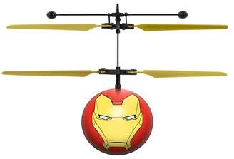 Iron Man World Tech Toys Marvel Avengers IR UFO Ball Helicopter