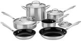 Cuisinart Tri-Ply Cookware Set (10 PC)