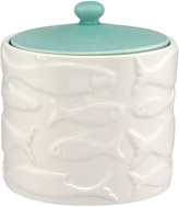 Cath Kidston River Fish Embossed Ceramic Pot
