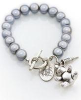 Dirty Pretty Things Boo Boo Bear Silver Bracelet