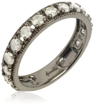 Annoushka White Gold Dusty Diamonds Eternity Ring Size M
