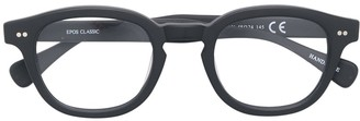 Epos Bronte square frame glasses
