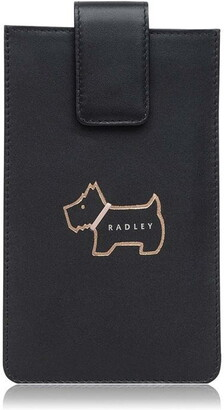 Radley Heritage dog outline phone case