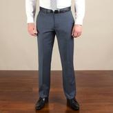 Ben Sherman Light Blue Semi-plain Slim Fit Trouser