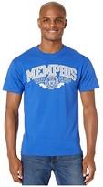 Champion College Memphis Tigers Jersey Tee (Royal 1) Men's T Shirt