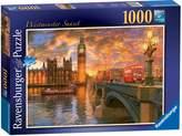 Ravensburger London Westminster Sunset 1000 Piece Puzzle