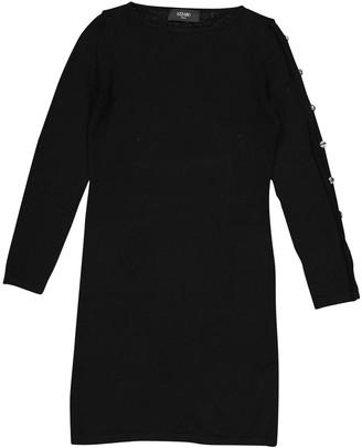 Azzaro Black Cashmere Dress for Women