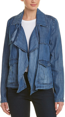 Bagatelle Utility Drape Jacket