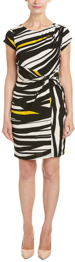 Ellen Tracy Petite Sheath Dress