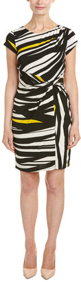 Ellen Tracy Petite Sheath Dress