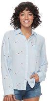 SO Juniors' SO® Print Shirt