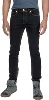 Specially made Washed Stretch Denim Jeans - Straight Leg (For Men)