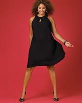 INC International Concepts ®  Woman Cutaway Keyhole Dress