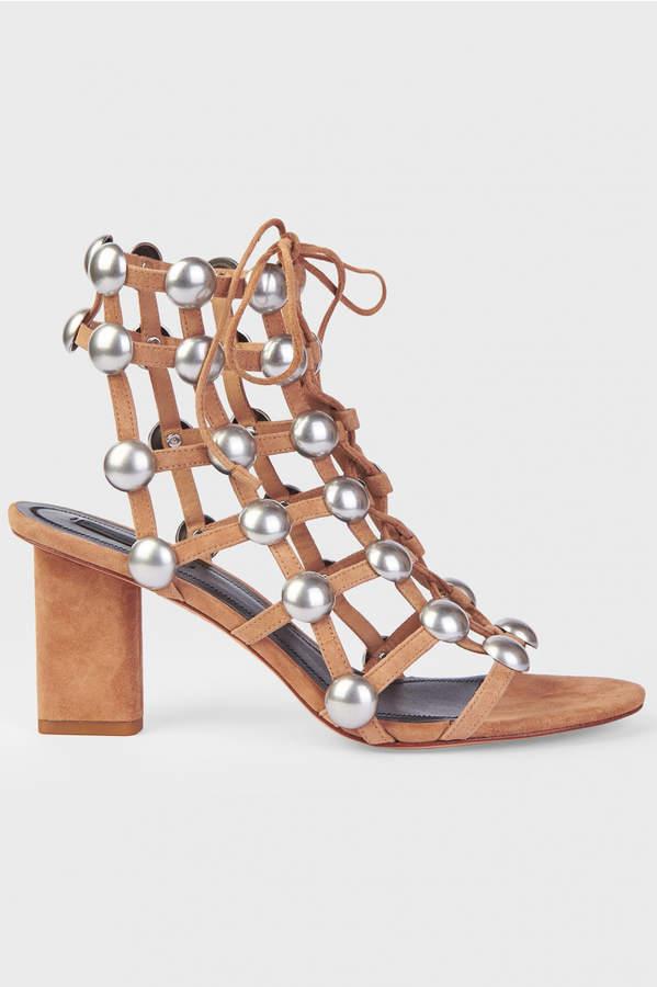 Alexander Wang Rainey Studded Sandals