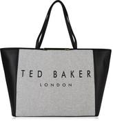Ted Baker Janiice Logo Shopper Bag