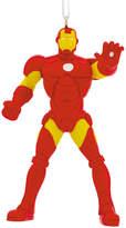 Hallmark Resin Figural Iron Man Ornament
