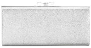 INC International Concepts Inc Carolyn Glitter Clutch, Created for Macy's
