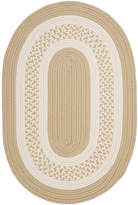 Colonial Mills Lighthouse Reversible Braided Indoor/Outdoor Oval Rug