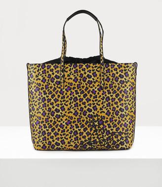 Vivienne Westwood Annie Tote Bag Yellow