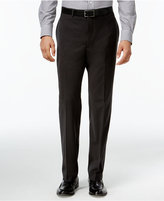 Calvin Klein X-Fit Charcoal Solid Extra Slim Fit Pants