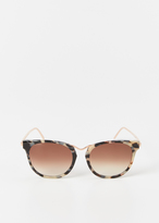 Thierry Lasry light tort acetate - 24k gold gummy