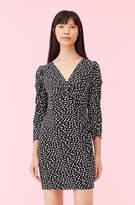 Rebecca Taylor Nova Dot Jersey Dress