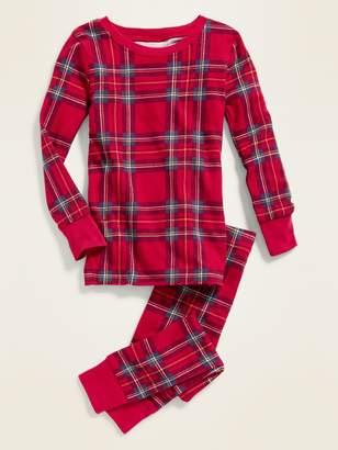 Old Navy Jingle Jammies Pajama Set for Toddler & Baby