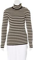 Bouchra Jarrar Striped Wool Sweater