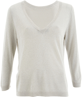 Selected Women's Pelja 3/4 Knitted Top