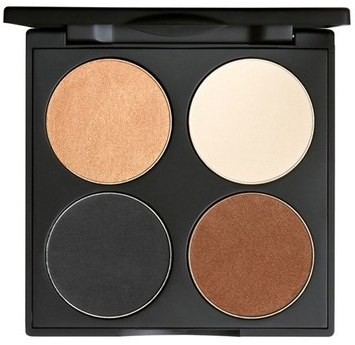 Gorgeous Cosmetics Four-Pan Eyeshadow Palette