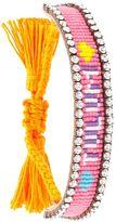 Shourouk Tulum tassel bracelet