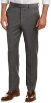 Brooks Brothers Explorer Regent Fit Wool-Blend Tux Pant
