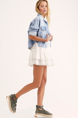 Free People Fp Collection Chapmin Espadrille Sneaker by FP Collection at