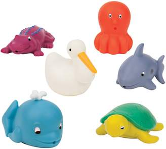 Battat 6-Piece Bath Buddies Set