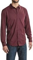 Prana Lukas Shirt - Organic Cotton, Long Sleeve (For Men)