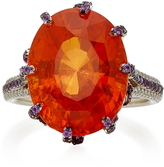 Martin Katz 18K Gold Multi-Stone Ring