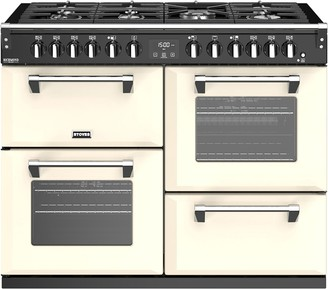 Stoves Richmond Deluxe S1100DF Dual Fuel Range Cooker