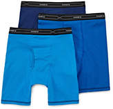 Hanes Men's X-Temp Comfort Cool FreshIQ Boxer Brief 3-Pack