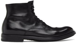 Officine Creative Black Academia 3 Boots